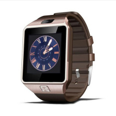 Best Deal Newest Bluetooth Smartwatch Antilost Dz09 For Android Ios Smartphones With Whatsapp Gold
