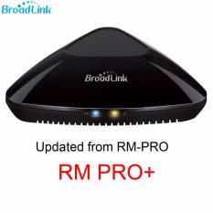Buy Newest Broadlink Rmpro Rm Pro Universal Intelligent Remote Controller Smart Home Automation Wifi Ir Rf For Ios Android Phone Uk Plug Broadlink Online