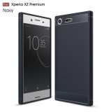 Newest Carbon Fiber Soft Case For Sony Xperia Xz Premium Fashion Brushed Silicone Tpu Back Cover Phone Cases For Sony Xz Premium Intl Cheap