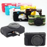 The Cheapest Nice Soft Silicone Rubber Camera Protective Body Cover Case Skin For Canon Powershot G7X Mark Ii G7X Mark 2 G7X2 Camera Bag Intl Online