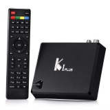 Niceeshop Android Tv Box Ki Plus T2 S2 Amlogic S905 Quad Core 64Bit Streaming Media Player Support Dvb S2 Dvb T2 4K Kodi Media Player On Singapore