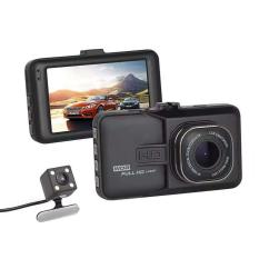 Niceeshop Full Hd 1080P Dual Dash Cam Camera Hands Free Night Vision Car Recorder Dvr On Line