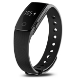 Niceeshop Heart Rate Monitor Fitness Sports Watch For Running Step Calorie Counter And Sleep Tracker Black Best Price