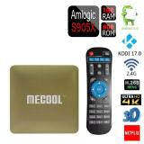 Top 10 Niceeshop Hm8 Android 6 Ott Mini Tv Box Kodi 17 Amlogic S905X Quad Core 1G B Ddriii 8Gbemmc Flash 64Bit Streaming Media Player Gold