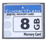 Sale Niceeshop Professional 8Gb Compact Flash Memory Card White Blue