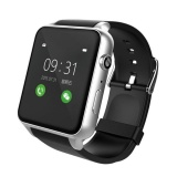 Best Buy Niceeshop Smart Watch Gt88 Waterproof Ip57 Bluetooth Connectivity Sports Activity With Heart Rate Monitor Magnetic Charging Health Exercise Fitness Tracker For Android Apple Ios Silver Intl