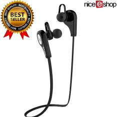 Discount Niceeshop Wireless Bluetooth 4 1 Stereo Sport Earphone In Ear Headphone Earbuds Black China