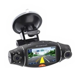 Buy Night Vision 2 7 Gps Hd 1080P Car Dual Lens Dvr Motion Monitor Dash Cam Intl Cheap China