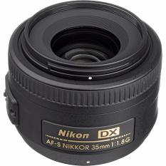 [local Warranty] Nikon Af-S Dx Nikkor 35mm F1.8g By Photozy Cameras.