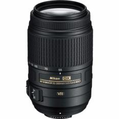Sale Nikon Af S Dx Nikkor 55 300Mm F 4 5 5 6G Ed Vr Lens Export Black Nikon On Singapore
