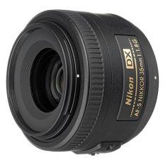Buy Nikon Af S Nikkor 35Mm F 1 8 G Dx Lens Black Export Cheap On Singapore