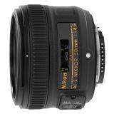 Sale Nikon Af S Nikkor 50Mm F 1 8G F1 8G Lens Black Nikon Cheap