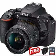 Nikon D5600 + 18-55mm Vr Kit(black) By Photozy Cameras.