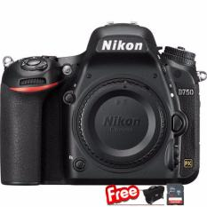 Sale Nikon D750 Body Black Nikon Branded
