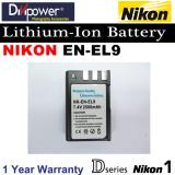 Best Buy Nikon En El9 En El9A Lithium Ion Battery For D Series Nikon 1 Camera By Divipower