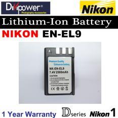 Price Comparisons Nikon En El9 En El9A Lithium Ion Battery For D Series Nikon 1 Camera By Divipower