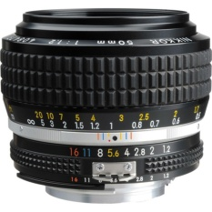 Sale Nikon Nikkor Ai S 50Mm F 1 2 Manual Focus Lens For Nikon Digital Slr Cameras Hong Kong Sar China