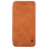 Price Comparisons Nillkin Leather Case Cover Phone Bags For Apple Iphone 6 Plus 6S Plus Brown