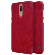 Purchase Nillkin Premium Ultra Thin Leather Flip Cover Case For Huawei Nova 2I And Mate 10 Lite Honor 9I Phone Bag Shell Cases With Card Pocket Intl