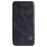 Review Nillkin Qin Series Case For Apple Iphone 6 6S Flip Cover Case 4 7 Inch Fine Leather 360 Degree Protection With Retailed Package Black Intl Nillkin