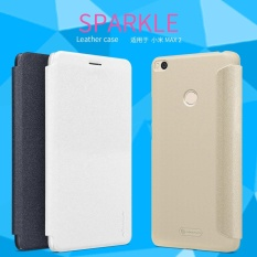 Nillkin Sparkle Smart Sleep Flip Leather Case Cover For Xiaomi Mi Max 2 Intl Nillkin Discount
