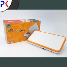 Sale Nintendo New 2Ds Xl Asia White Orange Singapore Cheap