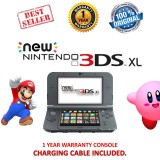 Buy Nintendo New 3Ds Xl Console Black Nintendo Cheap