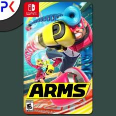 Sale Nintendo Switch Arms Nintendo Branded