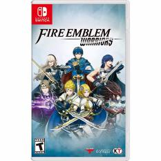 Review Nintendo Switch Fire Emblem Warriors Us On Singapore