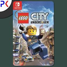 Buy Nintendo Switch Lego City Undercover Cheap Singapore