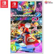 Brand New Nintendo Switch Mario Kart Deluxe 8 Us R1 Tra Hac Aabpa Mse