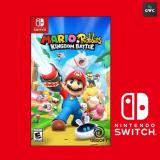 Nintendo Switch Mario Rabbids Kingdom Battle Reviews