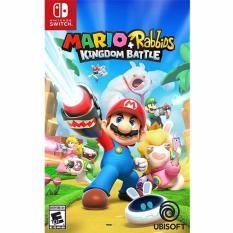 Nintendo Switch Mario Rabbids Kingdom Battle Cheap