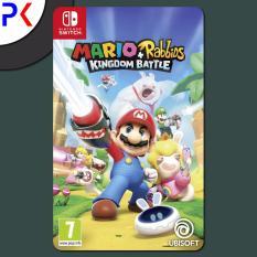 Get The Best Price For Nintendo Switch Mario Rabbids Kingdom Battle Eu