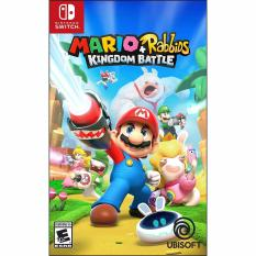Recent Nintendo Switch Mario Rabbids Kingdom Battle