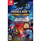 Shop For Nintendo Switch Minecraft Story Mode A Telltale Games Series The Complete Adventure