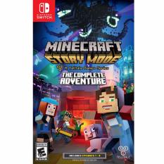 Cheaper Nintendo Switch Minecraft Story Mode The Complete Adventure