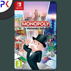 Buy Nintendo Switch Monopoly Eu Cheap On Singapore