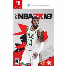 Nintendo Switch Nba 2K18 2K Games Cheap On Singapore