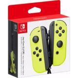 Promo Nintendo Switch Neon Yellow Joycon 3 Months Warranty