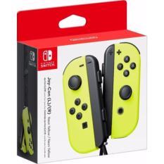 Nintendo Switch Neon Yellow Joycon 3 Months Warranty Nintendo Discount