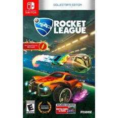 Review Nintendo Switch Rocket League Collector S Edition Warner Home Video Games