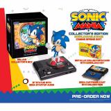 Discount Nintendo Switch Sonic Mania Collector S Edition Sega On Singapore