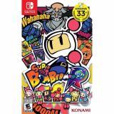 Nintendo Switch Super Bomberman R On Line