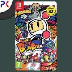 Review Nintendo Switch Super Bomberman R Eu Singapore