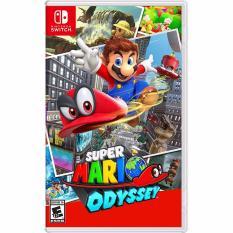 Where To Shop For Nintendo Switch Super Mario Odyssey