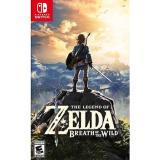 Nintendo Switch The Legend Of Zelda Breath Of The Wild Shopping