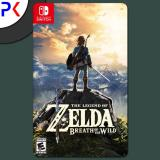 Nintendo Switch The Legend Of Zelda Breath Of The Wild Price Comparison