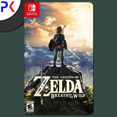 Nintendo Switch The Legend Of Zelda Breath Of The Wild For Sale