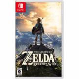Compare Price Nintendo Switch The Legend Of Zelda Breath Of The Wild On Singapore